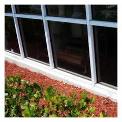 store insulated glass panes
